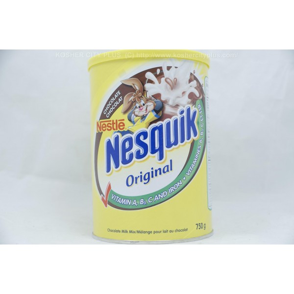 Nestle chocolate milk mix nesquick original 750g chocolate milk mix nesquick original sciox Choice Image