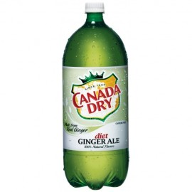 Canada Dry Ginger Ales Diet 2 L