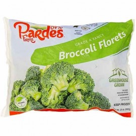 Pardes Farms Frozen Brocolli Florets 1lb