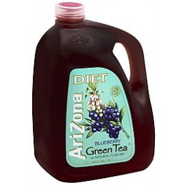 Arizona Diet Blueberry Green Tea 3.78L