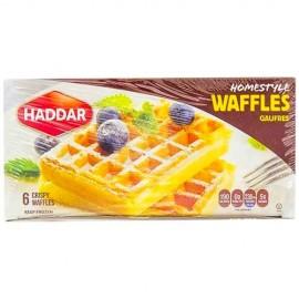 Haddar Homstyle Waffles 415g