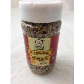 Natural Earth Mix Roasted Sesame Seeds 113g