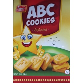 Lieber's ABC Cookies 12oz