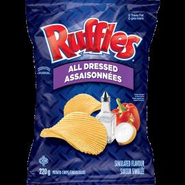 Ruffles All Dressed 220g