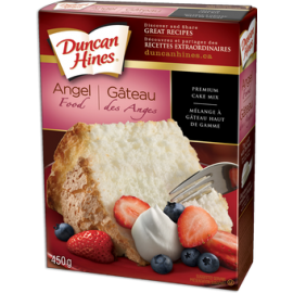 Duncan Angel Food Cake 450g