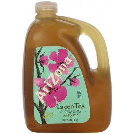 Arizona Green Tea with Ginseng and Honey 3.78L