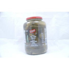 Strubs Kosher Full Sour Pickles Original Brine 1.5L