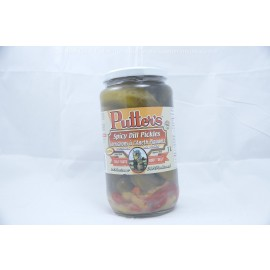 Putters Spicy Dill Pickles Original Old Fashioned 1L