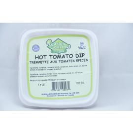 Garden Gourmet  Hot Tomato Dip 210 g