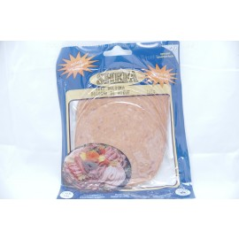 Shefa Sliced Beef Bologna 125g