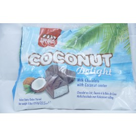 Paskesz Coconut Delight Milk Chocolate 8.8oz(252g)