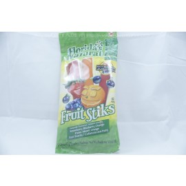 Florida's Natural Fruit Stiks Strawberry, Blueberry, Orange 5 17g pouches 85g