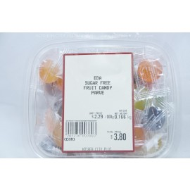 Sugar Free Fruit Candy Pack