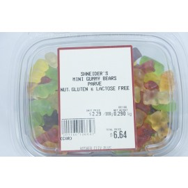 Jelly Belly Gummy Bears  Parve Kosher City Package