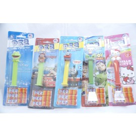 PEZ Candy & Dispenser Multiple Collections