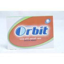 Orbit Sugar Free Watermelon Flavor Chewing Gum 10 units 14g