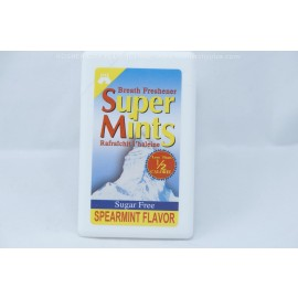 Super Mints Breath Refreshener