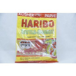 Haribo Rattle-Sbakes Gummy Candy