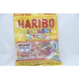 Paskesz Haribo Alphabet Letters  Gummy Candy 150g