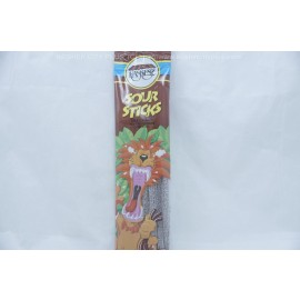 Paskesz Cola Flavored Sour Sticks 50g