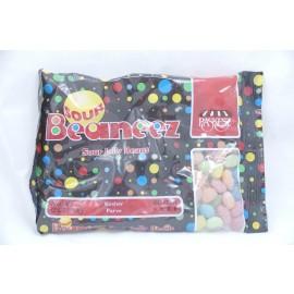 Paskesz Sour Beaneez Sour Jelly Beans Gluten Free 340g