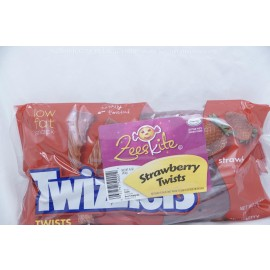Twizzlers Strawberry Twists Low Fat 453g