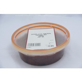 Kosher City Montreal Hot Harissa Parve 200g