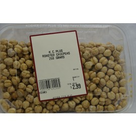 Roasted Chickpeas Kosher City Package 250g