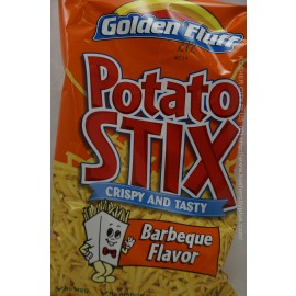 Golden Barbeque Flavor Fluff Potato Stix 170g