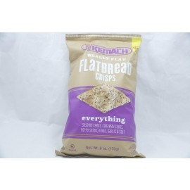 Kemach Everything Flatbread Crisp 170g