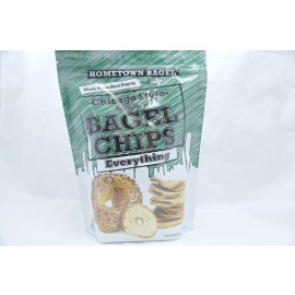 HomeTown Bagel Chicago Style Everything Bagel Chips 170.1g