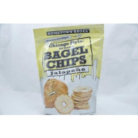 HomeTown Bagel Chicago Style Jalapeno Bagel Chips 170.1g