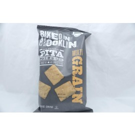Baked In Brooklyn MultiGrain Pita Chips 226.8g