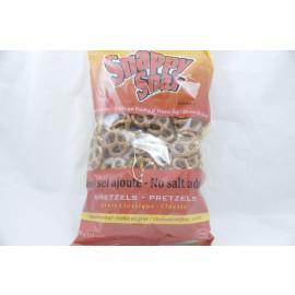 Snappy Snax No Salted Bretzels-Pretzels 426g