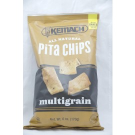 Kemach Multigrain Pita Chips 170g