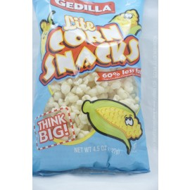 Gedilla Lite Corn Snacks 4.5 oz