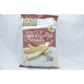 Medetteranean Snacks Veggie Medley Straws 6 oz