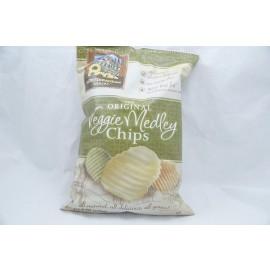Medetteranean Snacks Veggie Medley Chips 6 oz