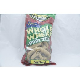Whole Wheat Pretzel Salted
