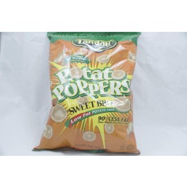 Landau Potato Poppers Sweet Bbq 4oz