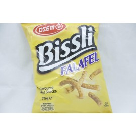 Osem Bissli Falafel Flavored Wheat Snacks 70g