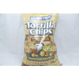 Golden Fluff Tortilla Chips 283g