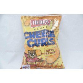 Herr's Baked Cheese Curls 24g