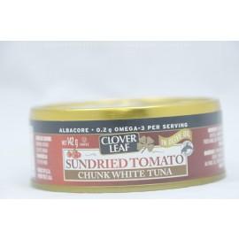 Clover Leaf Chunk White Tuna Sundried Tomato 142g