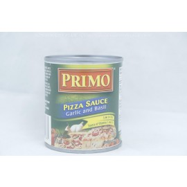 Primo Pizza Sauce Garlic & Basil Low in Fat 213ml