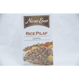 Rice Pilaf Lentil