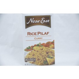 Rice Pilaf Curry