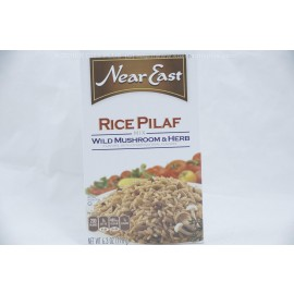 Rice Pilaf Wild Mushroon & Herb