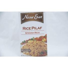 Rice Pilaf Spanish Rice