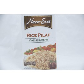 Rice Pilaf Garlic & Herb